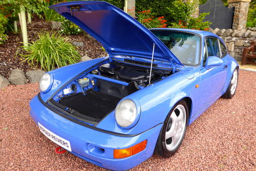 1989 Porsche 964RS N/GT trib For Sale (picture 6 of 6)