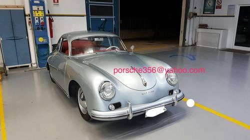 1959 PORSCHE 356 ET 2 model 60 hp For Sale (picture 1 of 5)