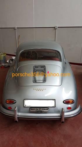 1959 PORSCHE 356 ET 2 model 60 hp For Sale (picture 3 of 5)