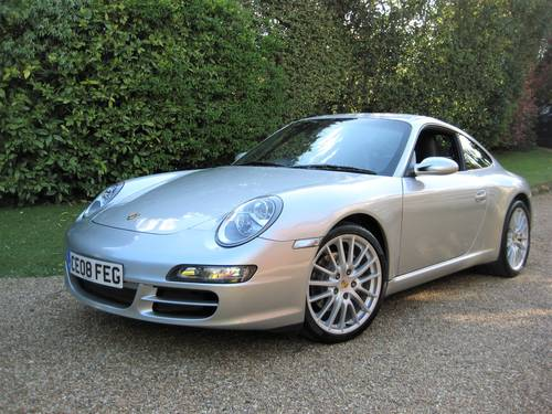Porsche 911 (997) Carrera With Full Porsche History For Sale (picture 1 of 6)
