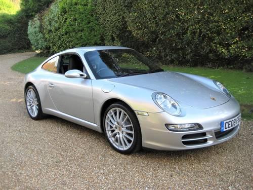 Porsche 911 (997) Carrera With Full Porsche History For Sale (picture 2 of 6)
