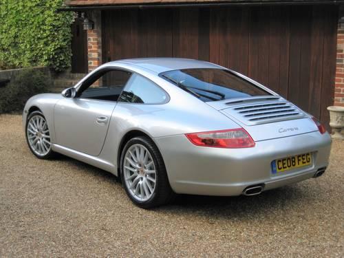 Porsche 911 (997) Carrera With Full Porsche History For Sale (picture 5 of 6)