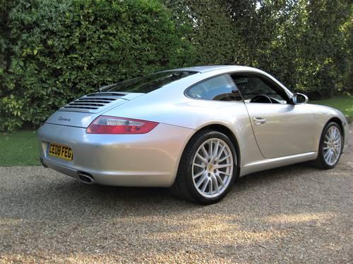 Porsche 911 (997) Carrera With Full Porsche History For Sale (picture 6 of 6)