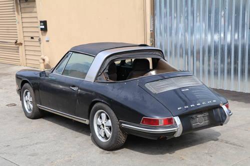 1968 Porsche 912 Soft-Window Targa  # 21787 For Sale (picture 3 of 6)