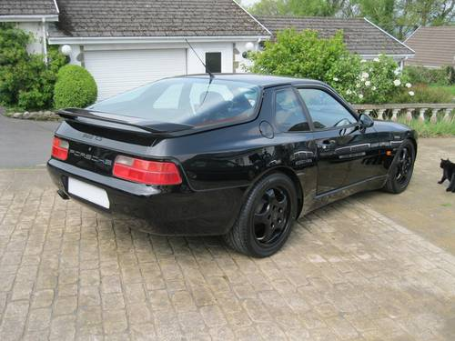 1993 Porsche 968 3.0 Club Sport LHD **ULTIMATE SPEC** Factory MO3 For Sale (picture 4 of 6)