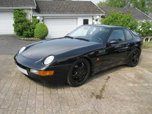 1993 Porsche 968 3.0 Club Sport LHD **ULTIMATE SPEC** Factory MO3 For Sale (picture 1 of 6)