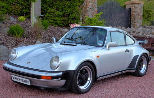 1983 Porsche 911 Turbo with Air con SOLD (picture 2 of 6)