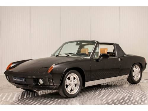 1972 Porsche 914 1.7 For Sale (picture 1 of 6)
