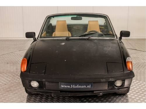 1972 Porsche 914 1.7 For Sale (picture 3 of 6)