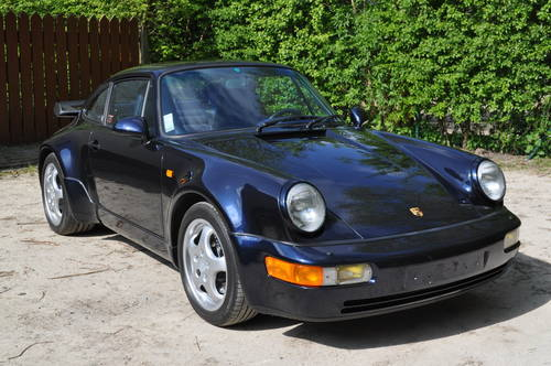 Porsche 964 Turbo 3.3 (1992) For Sale (picture 1 of 6)