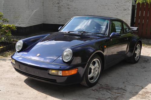 Porsche 964 Turbo 3.3 (1992) For Sale (picture 2 of 6)