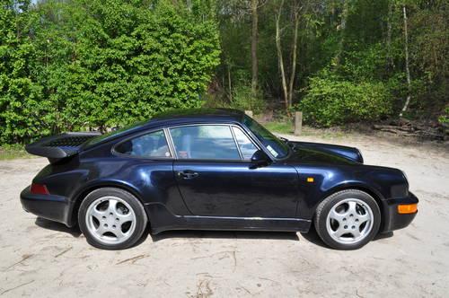 Porsche 964 Turbo 3.3 (1992) For Sale (picture 3 of 6)