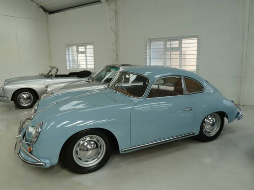 1957 Porsche 356 A T1 Coupe - Rare RHD & Matching Numbers SOLD (picture 2 of 6)