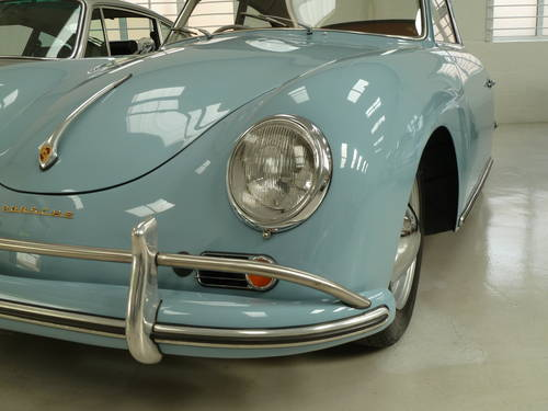 1957 Porsche 356 A T1 Coupe - Rare RHD & Matching Numbers SOLD (picture 4 of 6)