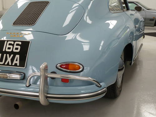 1957 Porsche 356 A T1 Coupe - Rare RHD & Matching Numbers SOLD (picture 5 of 6)