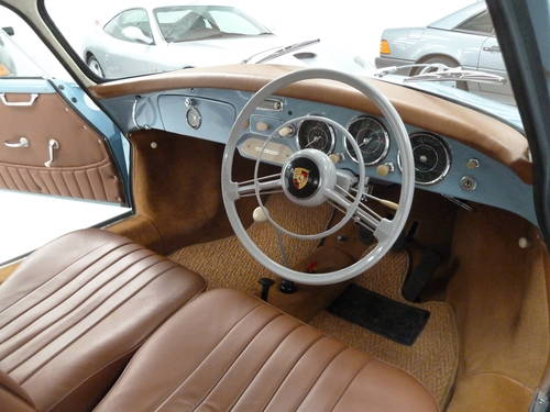 1957 Porsche 356 A T1 Coupe - Rare RHD & Matching Numbers SOLD (picture 6 of 6)