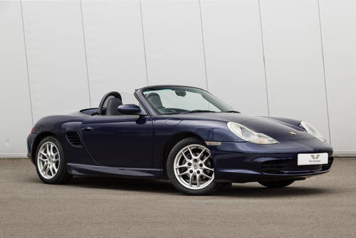 2003 PORSCHE BOXSTERS 2.7 Tiptronic-23778 Miles Only SOLD (picture 1 of 6)