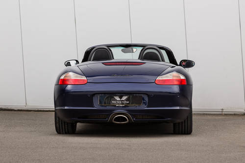 2003 PORSCHE BOXSTERS 2.7 Tiptronic-23778 Miles Only SOLD (picture 4 of 6)