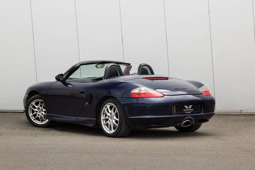 2003 PORSCHE BOXSTERS 2.7 Tiptronic-23778 Miles Only SOLD (picture 5 of 6)