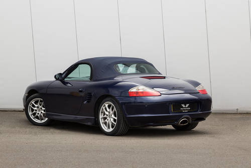 2003 PORSCHE BOXSTERS 2.7 Tiptronic-23778 Miles Only SOLD (picture 6 of 6)