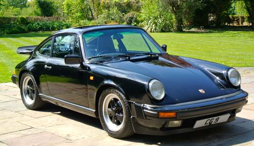 1986 PORSCHE 911 3.2 Sport Coupe SOLD (picture 1 of 6)