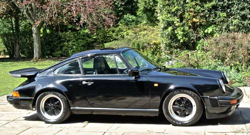 1986 PORSCHE 911 3.2 Sport Coupe SOLD (picture 2 of 6)
