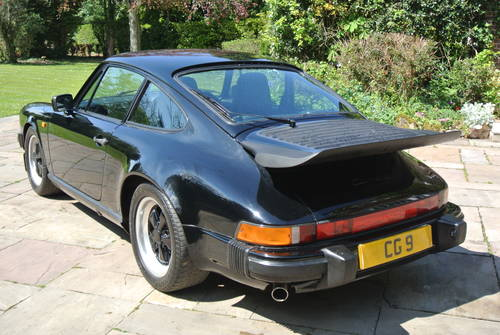 1986 PORSCHE 911 3.2 Sport Coupe SOLD (picture 3 of 6)