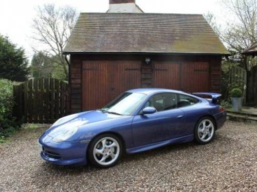 1999 PORSCHE 911 For Sale by Auction (picture 1 of 4)