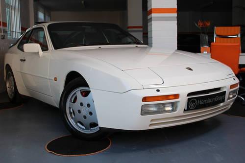 1990 PORSCHE 944 TURBO COUPE RARE £24,950 For Sale (picture 1 of 6)