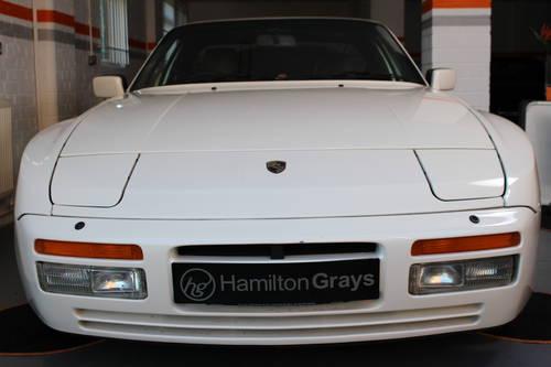 1990 PORSCHE 944 TURBO COUPE RARE £24,950 For Sale (picture 4 of 6)