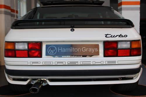 1990 PORSCHE 944 TURBO COUPE RARE £24,950 For Sale (picture 5 of 6)