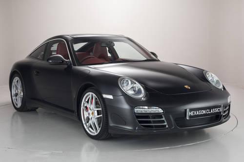 2009 Porsche 997 Targa 4 S MANUAL GEN II  SOLD (picture 1 of 6)