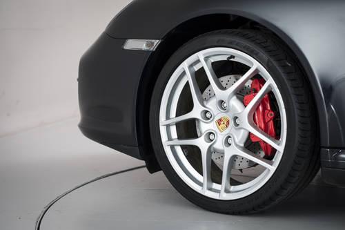 2009 Porsche 997 Targa 4 S MANUAL GEN II  SOLD (picture 6 of 6)