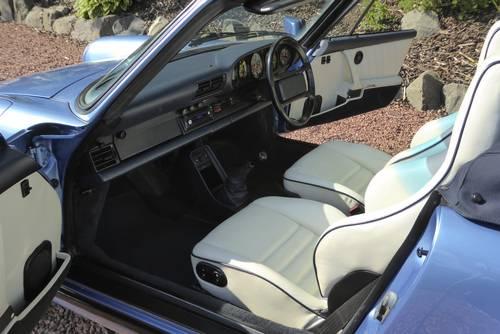 1986 Porsche 911 Cabriolet Turbo-Supersport body Superb SOLD (picture 5 of 6)