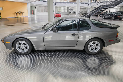 1986 Porsche 944 For Sale (picture 3 of 6)