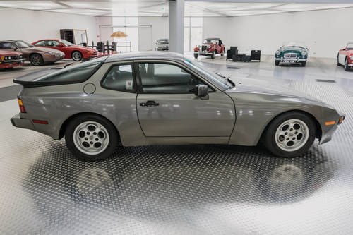 1986 Porsche 944 For Sale (picture 4 of 6)