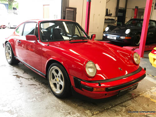 1978 911 SC Coupe LHD Ruf inspired. SOLD (picture 1 of 6)
