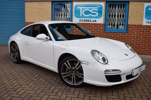 2011 Porsche 911 (997) GENII Coupe PDK Automatic SOLD (picture 1 of 6)