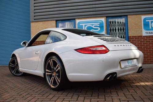 2011 Porsche 911 (997) GENII Coupe PDK Automatic SOLD (picture 2 of 6)