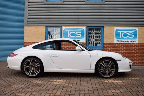 2011 Porsche 911 (997) GENII Coupe PDK Automatic SOLD (picture 3 of 6)