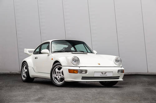 1991 Porsche 911 964 Turbo Coupe SOLD (picture 1 of 6)