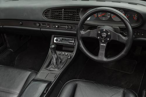 1990 PORSCHE 944 S2 Convertible-23 SERVICE STAMPS SOLD (picture 6 of 6)