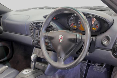 2001 Porsche Boxster 2.7 Tiptronic, very low mileage SOLD (picture 6 of 6)