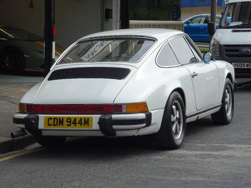 1974 Porsche 911 2.7 CARRERA CLASSIC ** LHD ** LOW MILEAGE ** For Sale (picture 3 of 6)