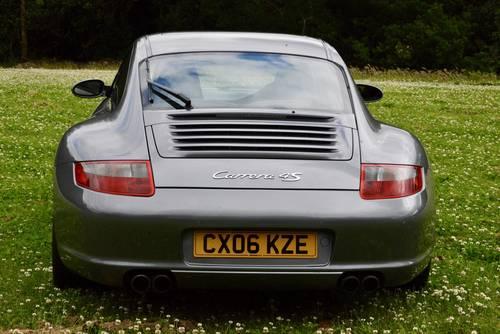 Porsche 997 Carrera 4S SOLD (picture 2 of 6)