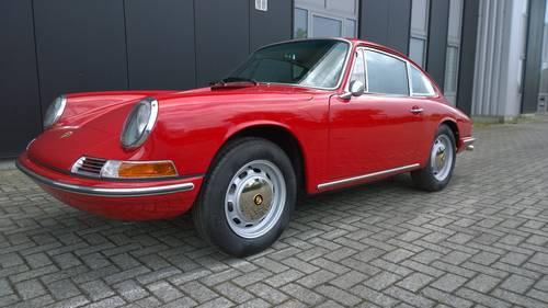 1967 PORSCHE 912 SWB  For Sale (picture 1 of 6)