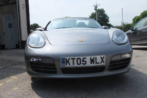 2005 PORSCHE BOXSTER 3.2 24V S 2DR Manual SOLD (picture 4 of 6)