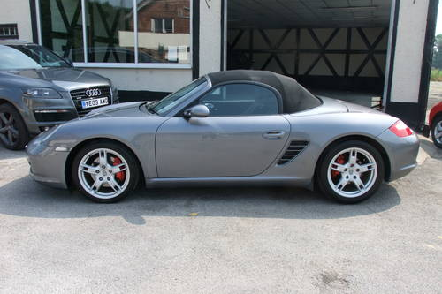2005 PORSCHE BOXSTER 3.2 24V S 2DR Manual SOLD (picture 5 of 6)