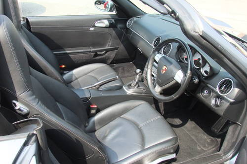2005 PORSCHE BOXSTER 3.2 24V S 2DR Manual SOLD (picture 6 of 6)