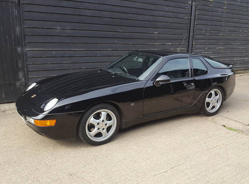 1994 PORSCHE 968 3.0 SPORT COUPE ( Fully Documented History ) For Sale (picture 3 of 6)